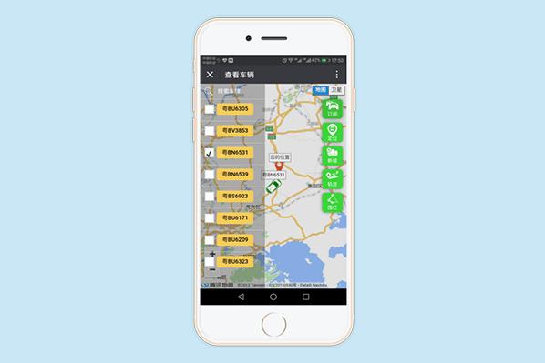 88必发客户端_GPS定位装置